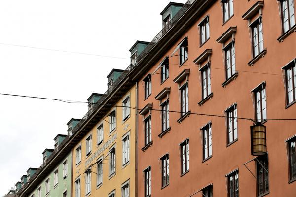 Renovera traditionell fasad i Stockholm